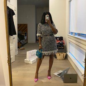 2018 Chanel Silk Blend Dress 👗